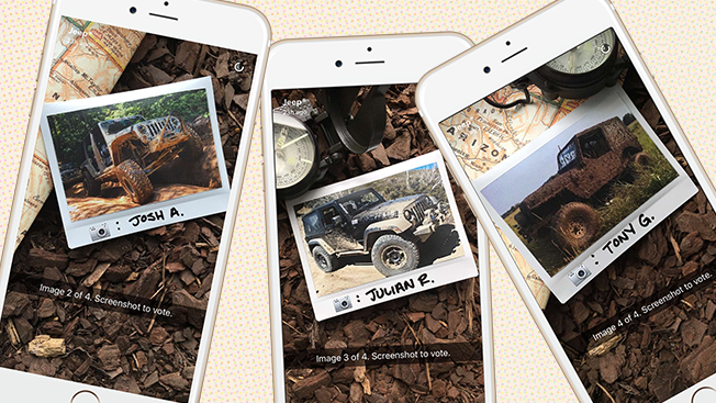 After Running a Radical Vertical Super Bowl Ad, Jeep Goes All-In on Snapchat