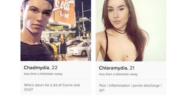 Hero Condoms takes to Tinder to match users with STIs