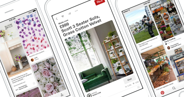 Pinterest opens up Promoted Pins for UK advertisers, with John Lewis and Made.com among launch partners