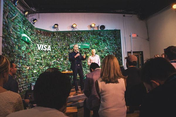 Start-ups Invited to 'Dive Into' the Visa Developer Sandbox