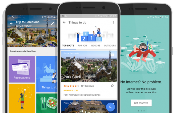 Google Trials Tourism App Trips with Trusted Travellers