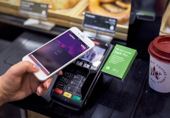 More than 13 per cent of the world will use proximity mobile payments in 2018, according to eMarketer