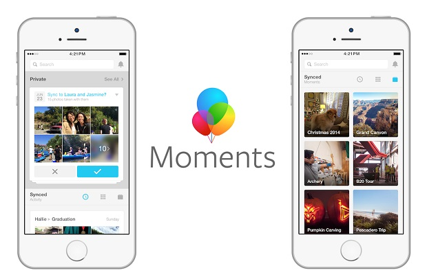 Facebook's controversial facial-recognition app Moments launches in Europe
