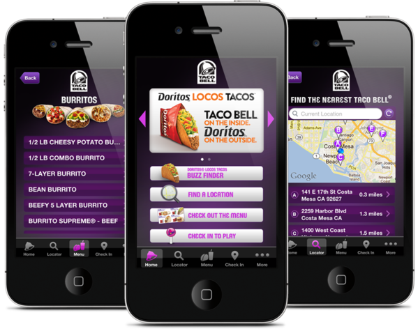 Taco Bell unwraps real-time location data to serve relevant mobile messaging