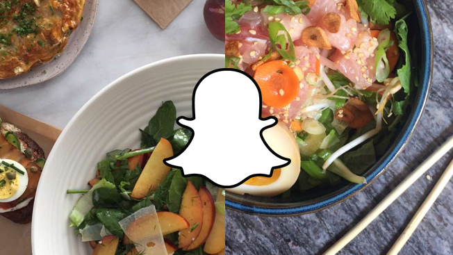 Why Some of Instagram's Most Popular Food Accounts Are Fleeing to Snapchat
