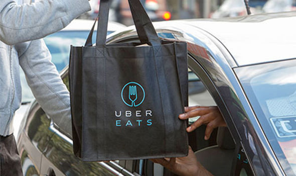Uber gives away free lunches to promote its food delivery service