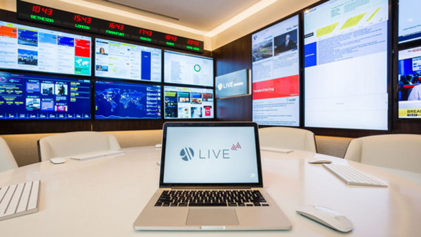 Marriott launches social marketing programme M Live in Europe