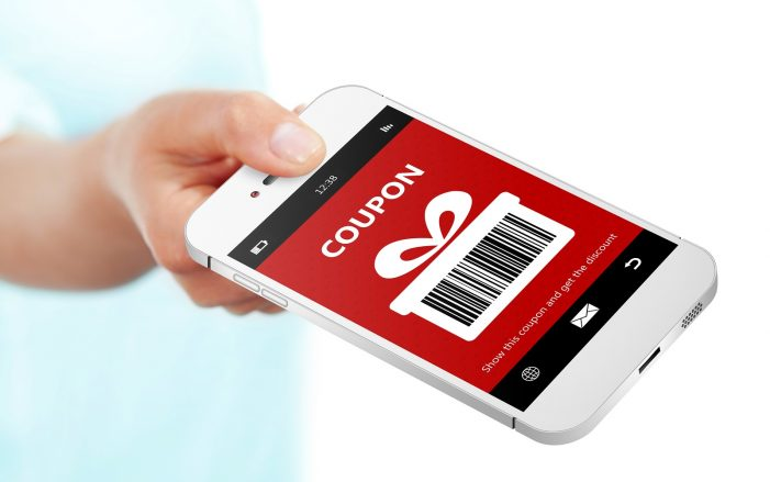Promotional and coupon mobile advertising campaigns are driving good returns