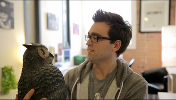 Shopify Uses Snapchat to See if Potential Employees Can 'Draw the Owl'