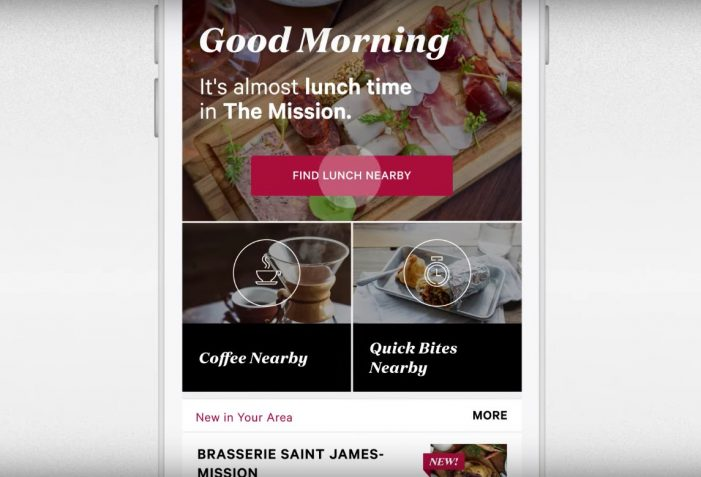 Google's Zagat app makes lunching easier with personalized recommendations