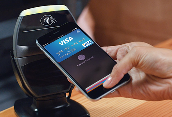 UK mobile contactless spending reached £975m in 2017, according to Worldpay