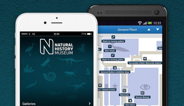 London's Natural History Museum Curates a Hyper-Tailored Mobile Experience