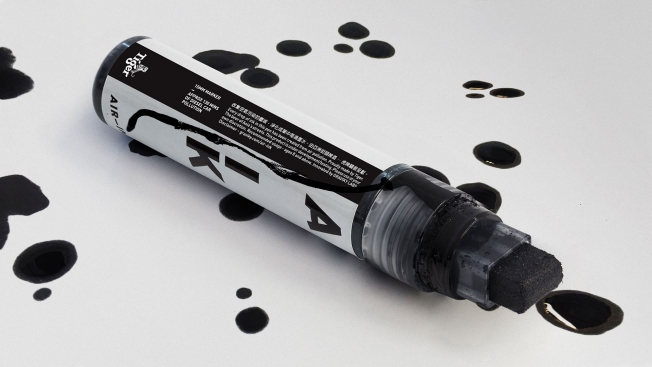 Tiger Beer Helps Create The First Ink Brand Made From Air Pollution