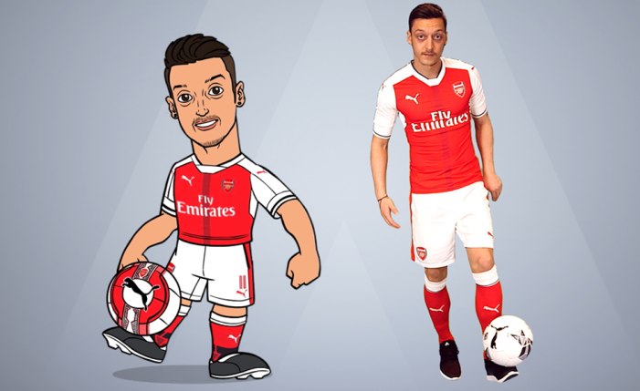 Arsenal in engagement push as it launches first Premier League app aimed squarely at kids