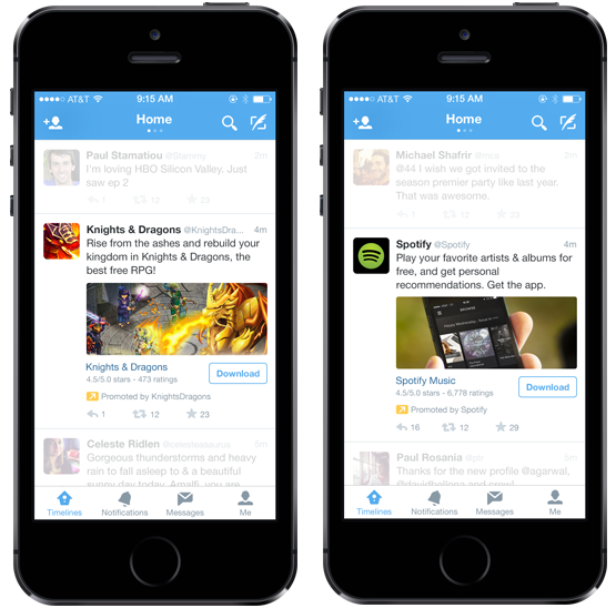 89% of its advertising revenue is coming from mobile, says Twitter