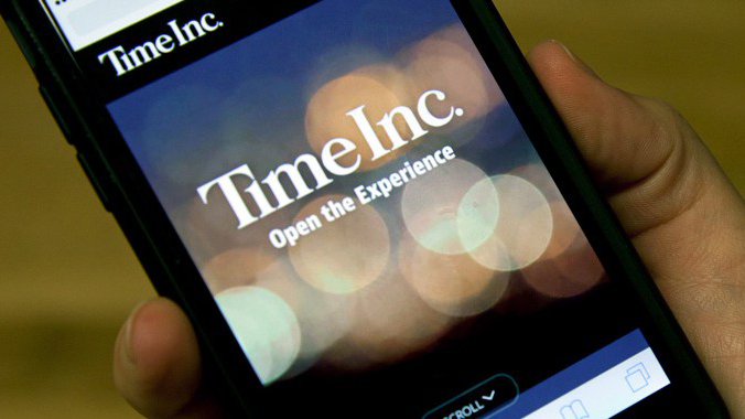 Time Inc.'s mobile audience, digital ad revenue spike with innovation