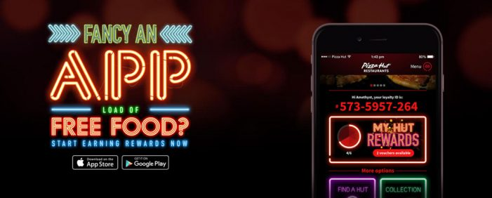 Pizza Hut Rolls Out Loyalty App in the UK