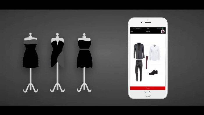 App lets customers shop in their size