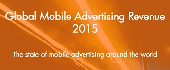 Global mobile ad revenue soared to €37bn last year