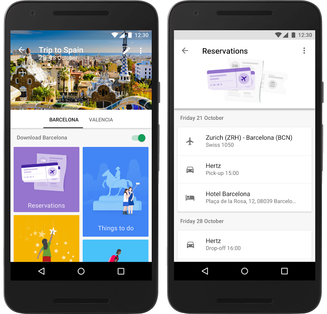 Google Says: See more, plan less with Google Trips – New App