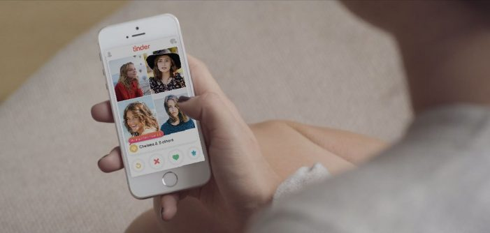 Tinder's newest app, Tinder Stacks, lets you swipe on anything