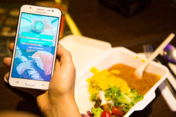 Too Good To Go Offers Takeaway Leftovers With an App