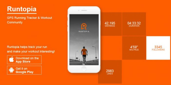 Codoon Introduces Runtopia App to US Market with Exclusive Mobile Advertising Partner Taptica