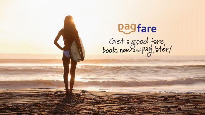"""Book Now, Pay Later"" Flight Booking App, Gagfare puts the Power Back in Travellers' Hands"