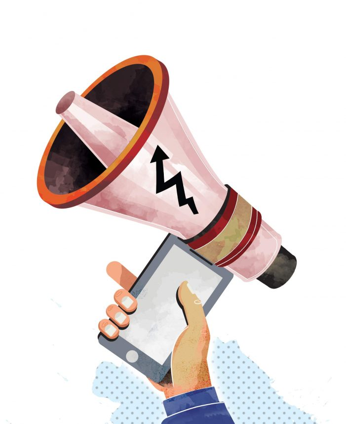 AD spends going mobile in India