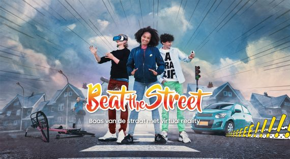 Cheil Worldwide creates 'Beat the Street' Samsung VR game to improve road safety for children