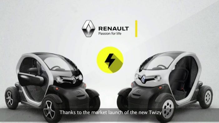 Mobile Technology and Renault's Launch of the Twizy Car by Havas, Mobext & Adsmovil