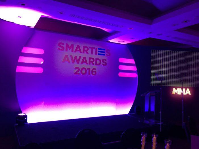 MMA EMEA Announce the 2016 Smarties Winners