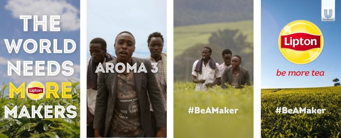 Lipton Launches #BeAMaker Vertical Video Campaign