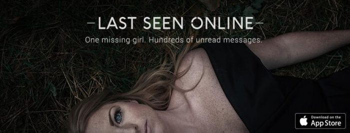 R/GA London's Adam Lowe Launches Real-time Storytelling App 'Last Seen Online'