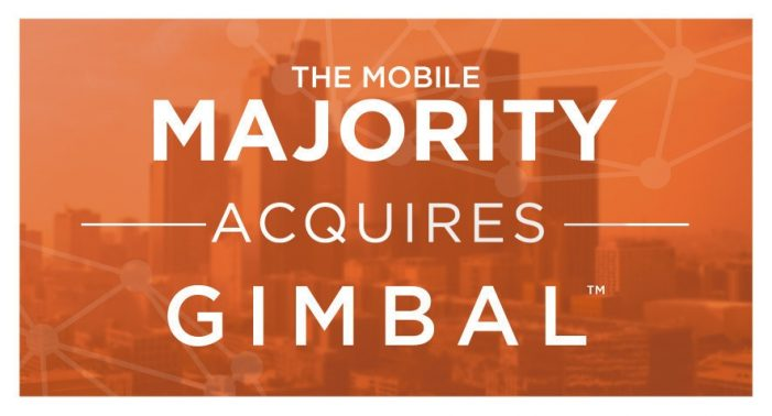 The Mobile Majority Acquires Gimbal