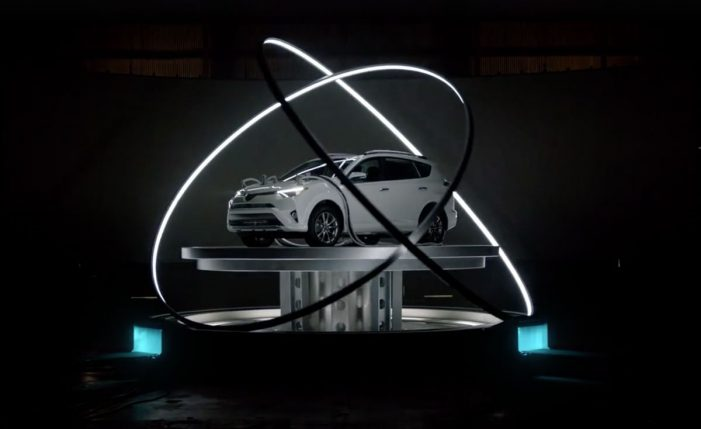 Toyota and Saatchi LA Use AI to Create Quirky New Activities for Rav4 Campaign