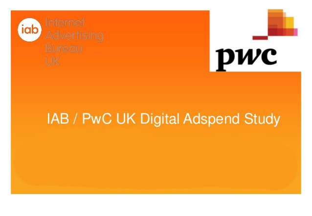 IAB and PwC: Ad spend to continue its climb