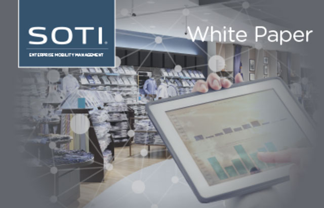 SOTI Unveils 2017 Mobile Retail Technology Trends