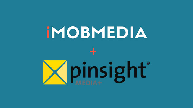 iMobMedia & Pinsight Media team to provide data-driven ad solutions for global mobile operators