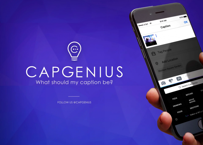 New app CapGenius looks to cure your caption writer's block