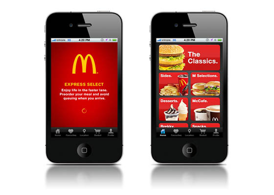 McDonald's to trial mobile ordering app in the US