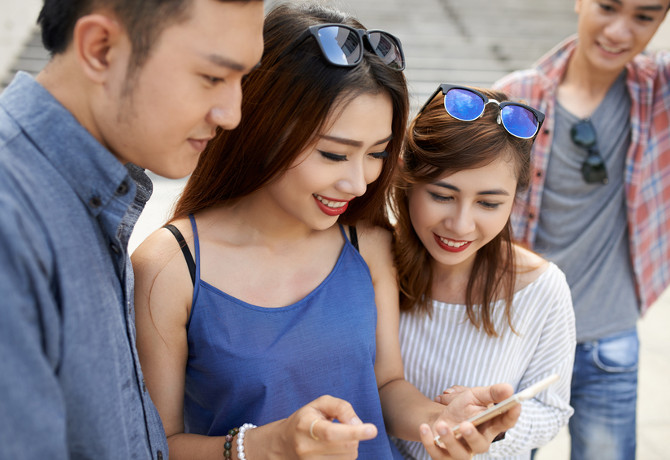 Technology 'leapfrog' to smartphones sees 40% of Asian brands invest in SMS advertising