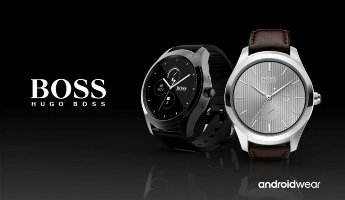 Tommy Hilfiger and Hugo Boss launch timely Android Wear watches