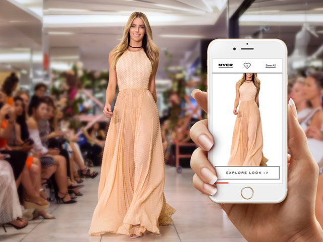Myer and Clemenger BBDO to unveil Catwalk to Cart live mobile experience on the VAMFF runway show