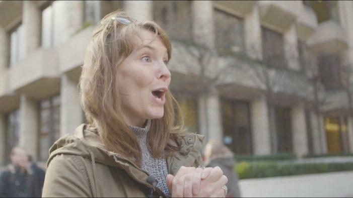 Kodak pulls mobile wiping stunt on unknowing Londoners
