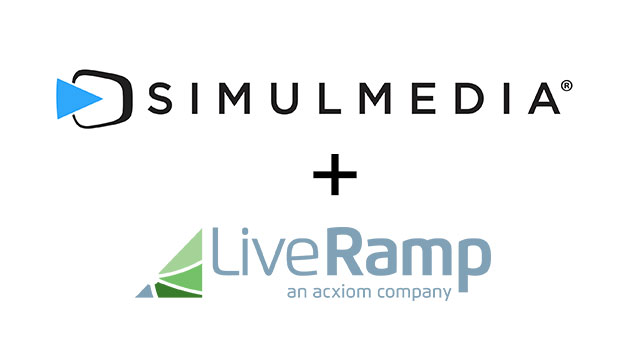 Simulmedia Partners with LiveRamp to Enable First-Party Data Activation on US TV