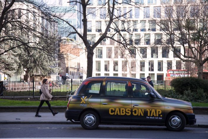 British taxi app Hailo rebrands as MyTaxi in London following merger
