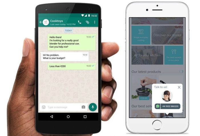 WhatsApp teams with iAdvize to boost customer service for brands