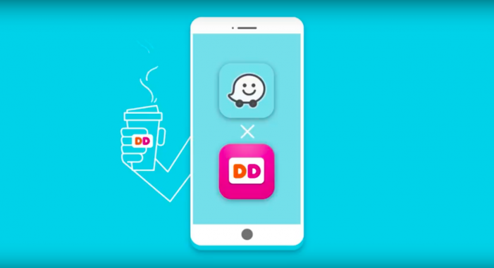 Dunkin' Donuts debuts with Waze's Order Ahead feature to boost brand loyalty