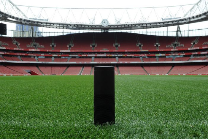 Arsenal team with AKQA to launch new Alexa Skill
